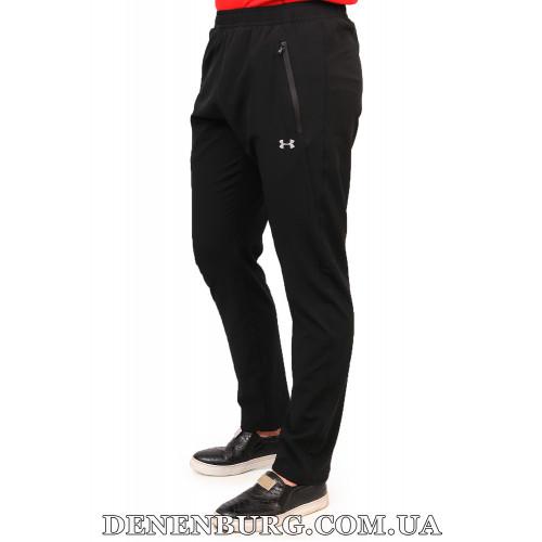 Штаны спортивные мужские UNDER ARMOUR U518 чёрные