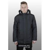 Куртка мужская демисезонная ZPJV ZC-A135 тёмно-синяя