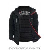 Куртка мужская еврозима ZERO FROZEN ZF70100 чёрная