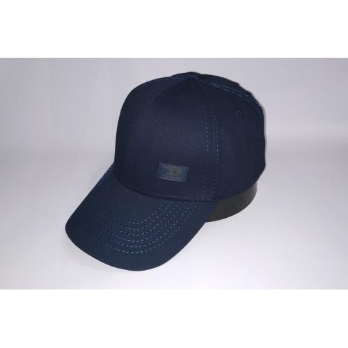 Бейсболка мужская DIESEL 21-7319 тёмно-синяя