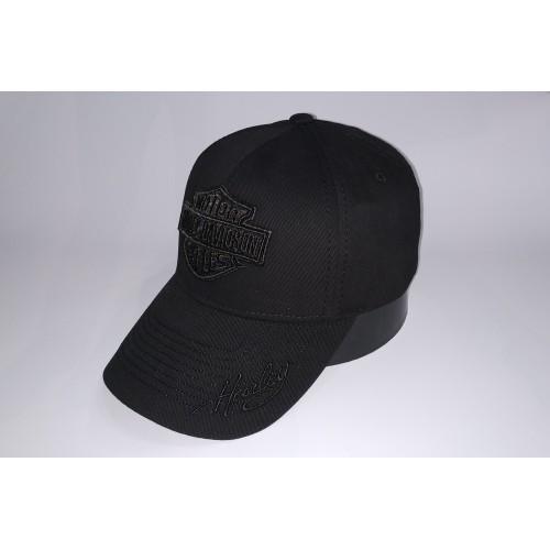 Бейсболка мужская HARLEY DAVIDSON 21-5460 чёрная