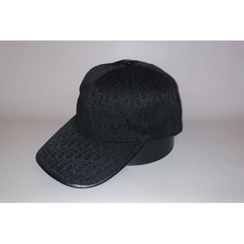 Бейсболка мужская DIOR 20-4998 чёрная