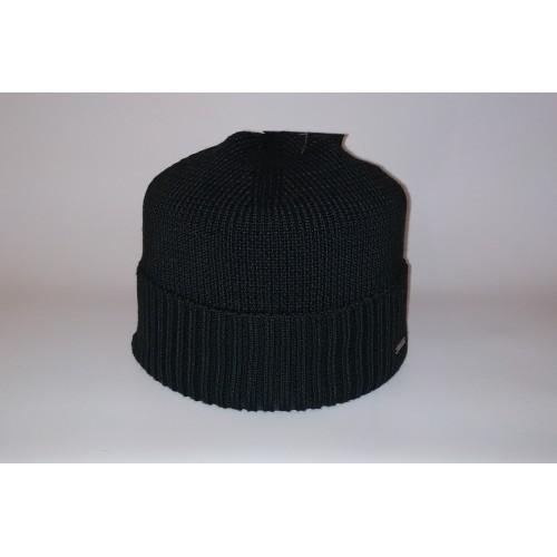 Шапка мужская ELLAN 20-2529 чёрная