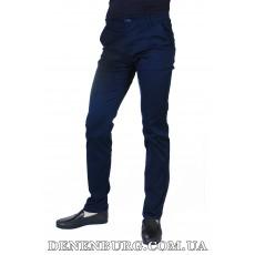 Брюки мужские POBEDA 118-30 синие