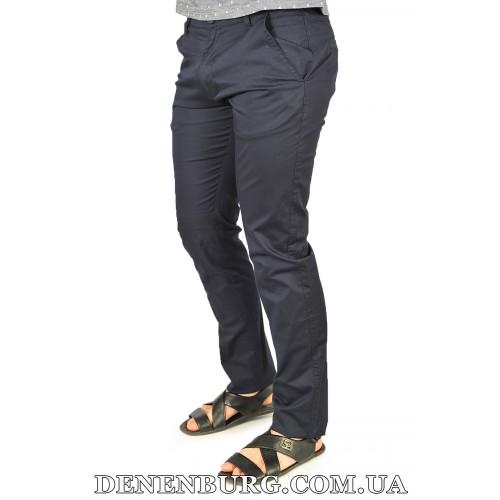 Брюки мужские DISVOCAS 124-4 темно-синие