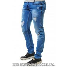 Джинсы мужские FRANCO BENUSSI 18-115 синие