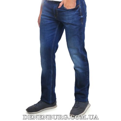 Джинсы мужские FRANCO BENUSSI 18-714 синие
