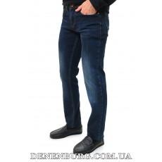 Джинсы мужские FRANCO BENUSSI 18-784 тёмно-синие