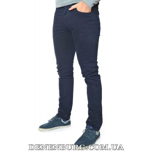 Джинсы мужские GUESS 19-17071 тёмно-синие