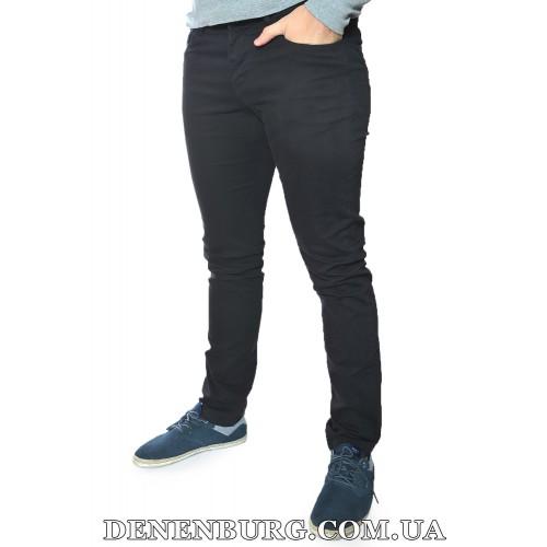 Джинсы мужские GUESS 19-17071 чёрные