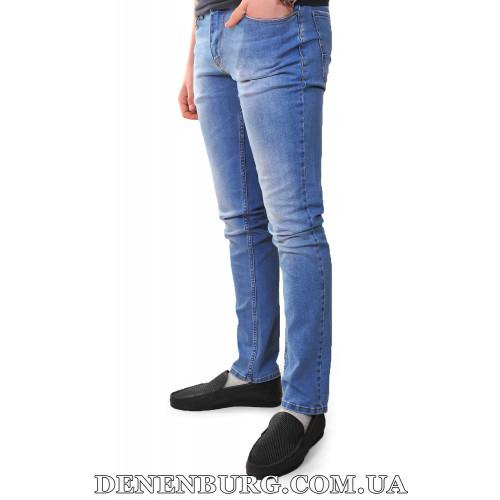 Джинсы мужские FRANCO BENUSSI 19-429 голубые