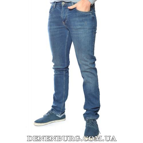 Джинсы мужские MUZZO 19-50235-335 (L36) синие