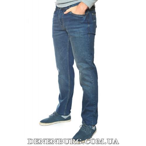 Джинсы мужские DOLCE & GABBANA 19-50240 тёмно-синие