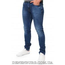 Джинсы мужские GUCCI 20-40315 синие