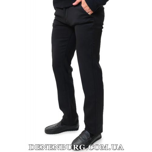 Брюки мужские утеплённые FEERARS 223-1 чёрные