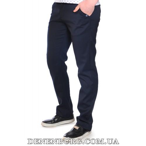 Брюки мужские POBEDA 227-2 тёмно-синие