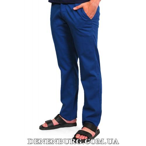 Брюки мужские MUZZO 27035CSKA синие