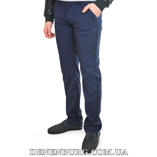 Брюки мужские DISVOCAS 372-3 темно-синие