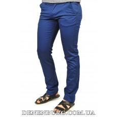 Брюки мужские POBEDA 628-3 тёмно-синие