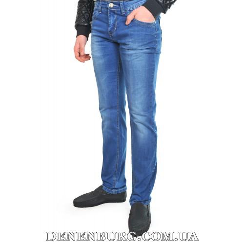 Джинсы мужские POBEDA 8138 синие