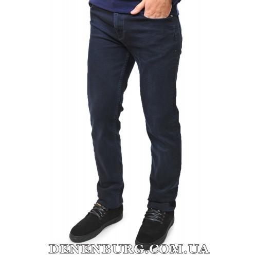 Джинсы мужские ARMANI 815-01 тёмно-синие