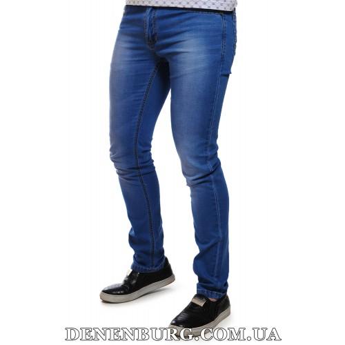 Джинсы мужские DISVOCAS 8262 05 синие