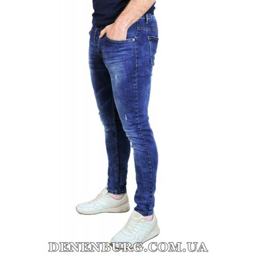 Джинсы мужские FIZZE F287 синие