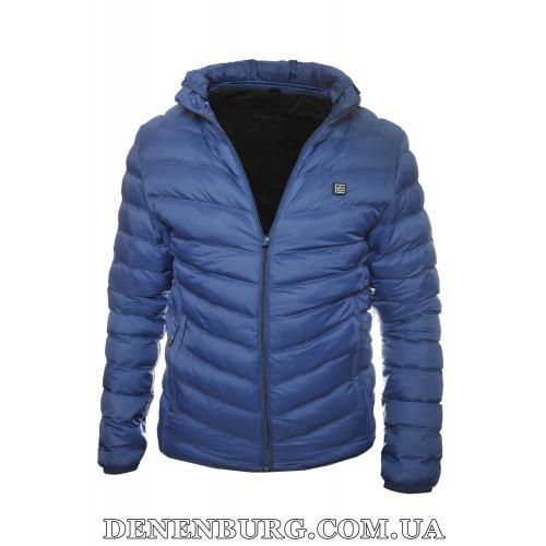Куртка мужская демисезонная BAODU 19-027 синяя