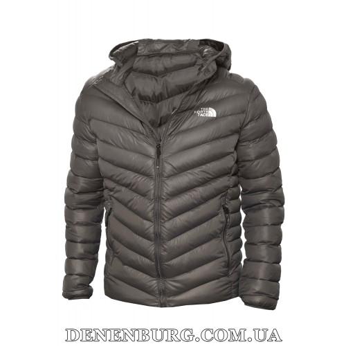 Куртка мужская демисезонная THE NORTH FACE 19-18803 тёмно-серая