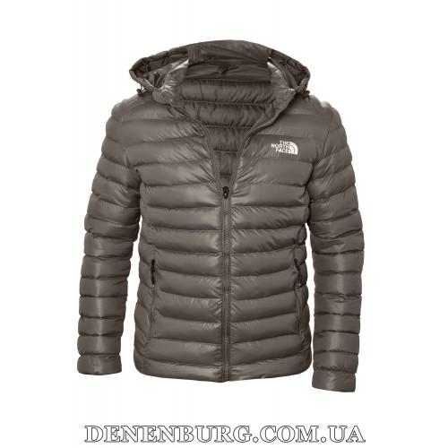 Куртка мужская демисезонная THE NORTH FACE 19-18808 тёмно-серая
