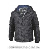Куртка мужская еврозима RLZ 19-57267 серая