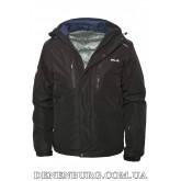 Куртка мужская еврозима RLZ 19-57276 чёрная