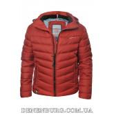Куртка мужская зимняя BLACK VINYL 20-C20-1528QG бордовая