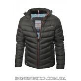 Куртка мужская зимняя BLACK VINYL 20-C20-1528QG (CB) чёрная