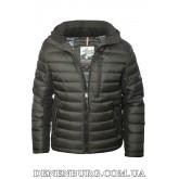 Куртка мужская зимняя INDACO 21-IC775-1CQ чёрная