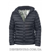 Куртка мужская демисезонная RLZ 19-M11 тёмно-синяя