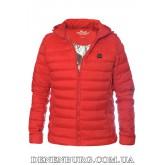 Куртка мужская демисезонная RLZ 19-M11 красная