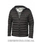 Куртка мужская демисезонная RLZ 19-M11 чёрная
