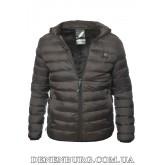 Куртка мужская демисезонная VEERRM 19-V98910 чёрная