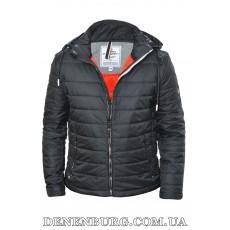 Куртка мужская демисезонная ZERO FROZEN 19-ZF50056 тёмно-синяя