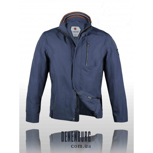 Куртка мужская демисезонная CORBONA 215-317 D11 синяя