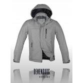 Куртка мужская демисезонная WHS 622091 K34 светло-серая