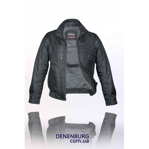 Куртка мужская демисезонная SANTORYO 7169 чёрная