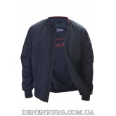 Куртка мужская демисезонная TOMMY HILFIGER 9003 (B) тёмно-синяя