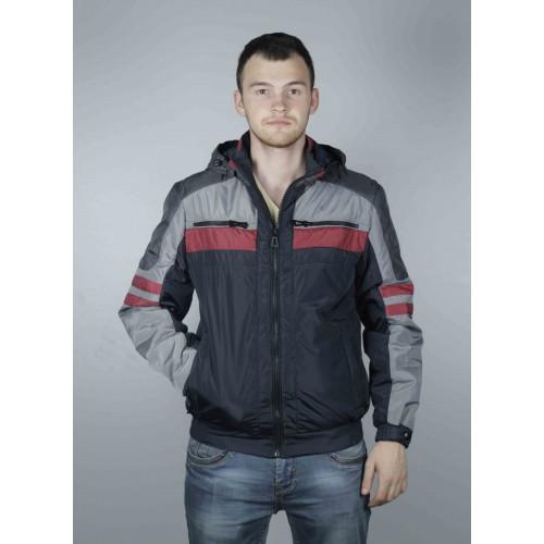 Куртка мужская демисезонная VENIDISE C 12037 красная