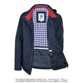 Куртка мужская демисезонная INDACO ITC606 тёмно-синяя
