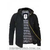 Куртка мужская демисезонная INDACO ITC607 тёмно-синяя