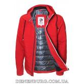 Куртка мужская демисезонная INDACO ITC607 красная