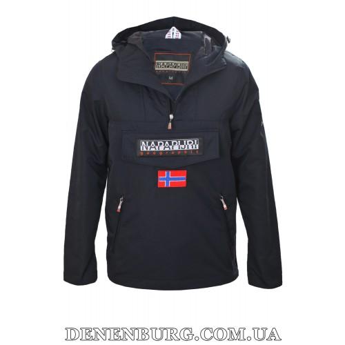 Куртка мужская демисезонная NAPAPIJRI N6413 тёмно-синяя