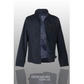 Куртка мужская демисезонная TOMMY HILFIGER 2121 (B) тёмно-синяя